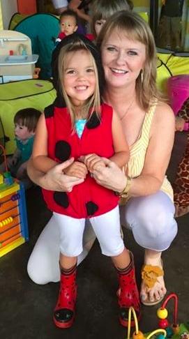 Liza Lauren ladybug