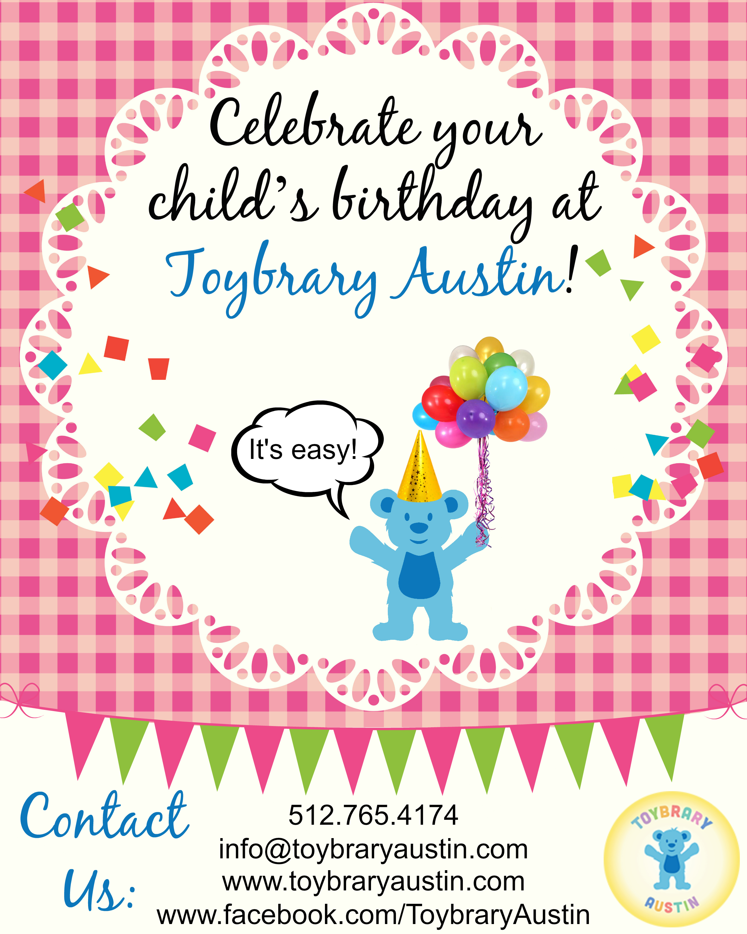 Kids Parties Austin | Kids Birthday Party Venue in Austin ...