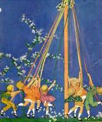 maypole flyer image
