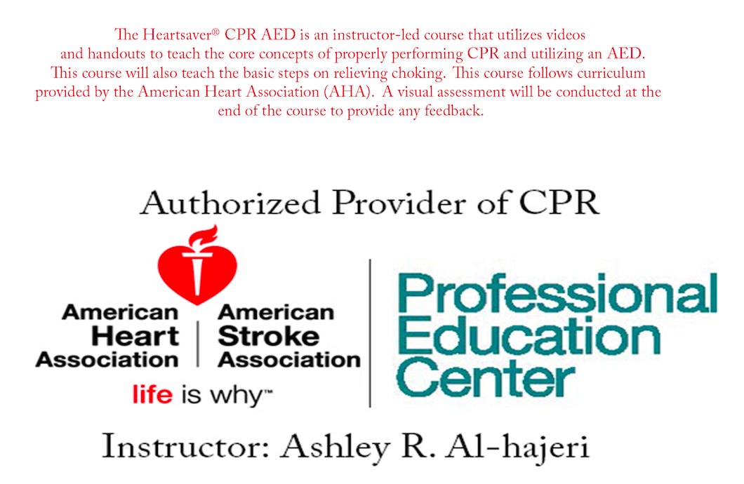 Cprfirst Aid For Child Care Providers 200 400 45 Each