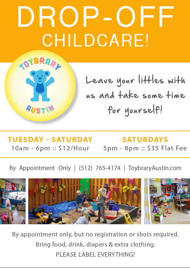 Drop-Off Child Care